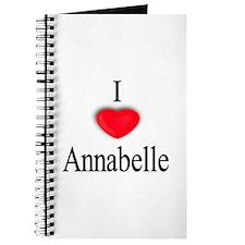 Annabelle Journal