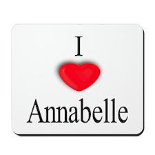 Annabelle Mousepad