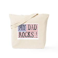 My Dad Rocks ! Tote Bag