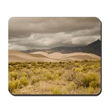 Dunes and Mountians Mousepad