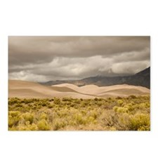 Dunes and Mountians Postcards (Package of 8)