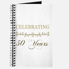 Celebrating 50 Years Journal