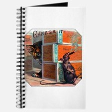 Cheese It Rat Cigar Label Journal