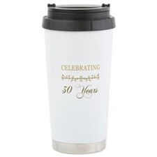 Celebrating 30 Years Travel Coffee Mug