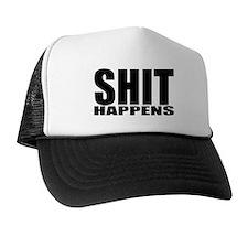 Shit Happens Hat