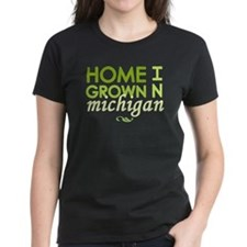 'Home Grown In Michigan' Tee