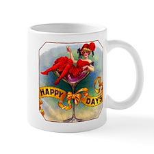 Happy Days Cigar Label Mug