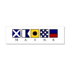 Maine Car Magnet 10 x 3