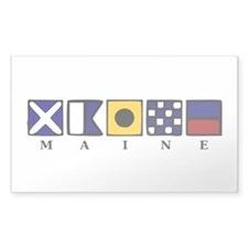 Maine Bumper Stickers