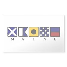 Maine Decal