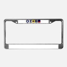 Maine License Plate Frame