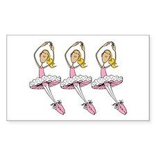 Ballerinas Decal
