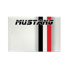 Mustang BWR Rectangle Magnet