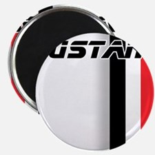 """Mustang BWR 2.25"""" Magnet (100 pack)"""