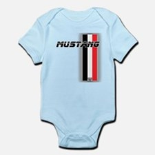 Mustang BWR Infant Bodysuit