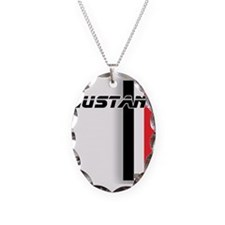 Mustang BWR Necklace