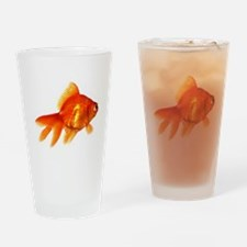 Unique Goldfish Drinking Glass