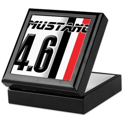 Mustang 4.6 Keepsake Box