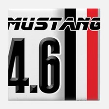Mustang 4.6 Tile Coaster