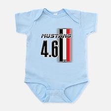 Mustang 4.6 Infant Bodysuit
