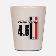 Mustang 4.6 Shot Glass