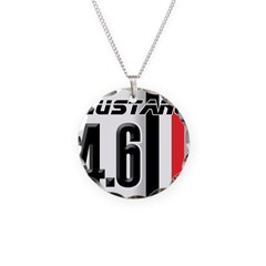 Mustang 4.6 Necklace