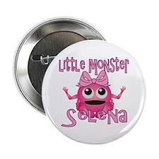 "Little Monster Selena 2.25"" Button"