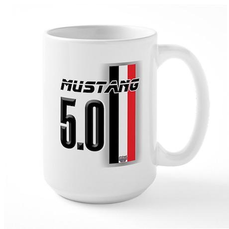 Mustang 5.0 BWR Large Mug