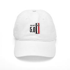 Mustang 5.0 BWR Baseball Cap