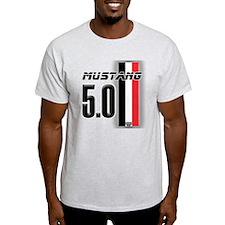 Mustang 5.0 BWR T-Shirt