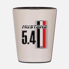 Mustang 5.4 BWR Shot Glass