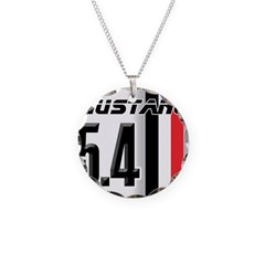 Mustang 5.4 BWR Necklace