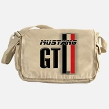 Mustang GT BWR Messenger Bag