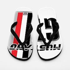 Mustang GT BWR Flip Flops