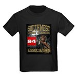 SGHA and 94 Rock (10 years) Kids Dark T-Shirt