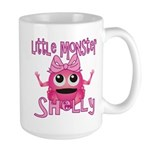Little Monster Shelly Large Mug