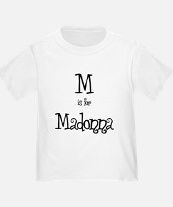 M Is For Madonna T