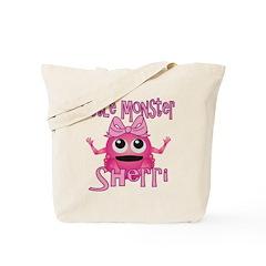 Little Monster Sherri Tote Bag
