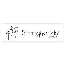 Inky Stringhead Bumper Bumper Sticker
