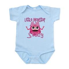 Little Monster Stacy Infant Bodysuit