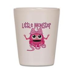 Little Monster Sue Shot Glass