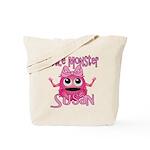 Little Monster Susan Tote Bag