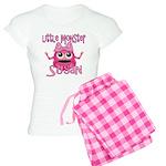 Little Monster Susan Women's Light Pajamas