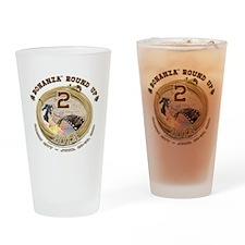 BONANZA ROUND UP 2014 Drinking Glass