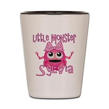 Little Monster Sylvia Shot Glass