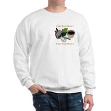 Gardening. Custom Text Jumper