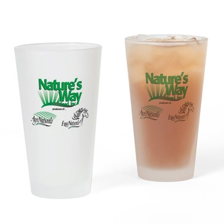 Nature's Way Items Drinking Glass
