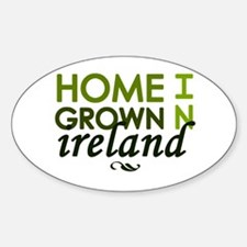 'Home Grown In Ireland' Decal