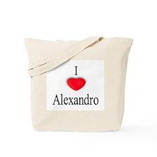 Alexandro Tote Bag