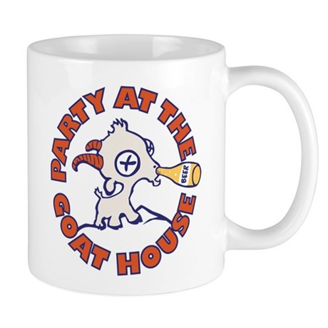 Party at the Goat House Mug